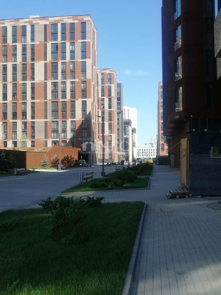 фото 1 ком. квартира - Москва, м. станция ЗИЛ, улица Архитектора Щусева