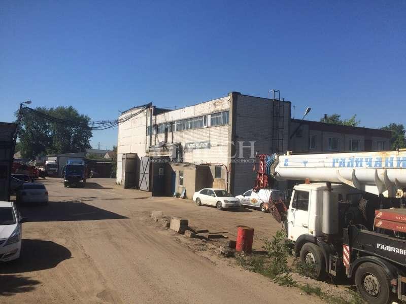 фото склад - Москва, м. Мичуринский проспект, Очаковское шоссе
