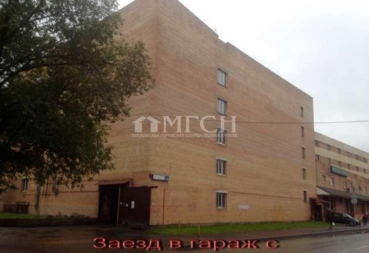 Москва, Москва, Анадырский проезд, 14к1