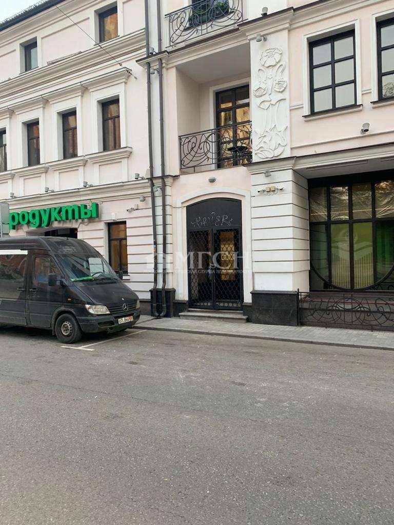 Москва, Москва, Подсосенский переулок, 3